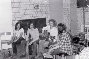 """Crippe Joe String Band"", ca 1972"